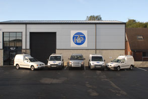 picture of Truesdale Heating and Plumbing premises at Kiltonga Industrial Estate